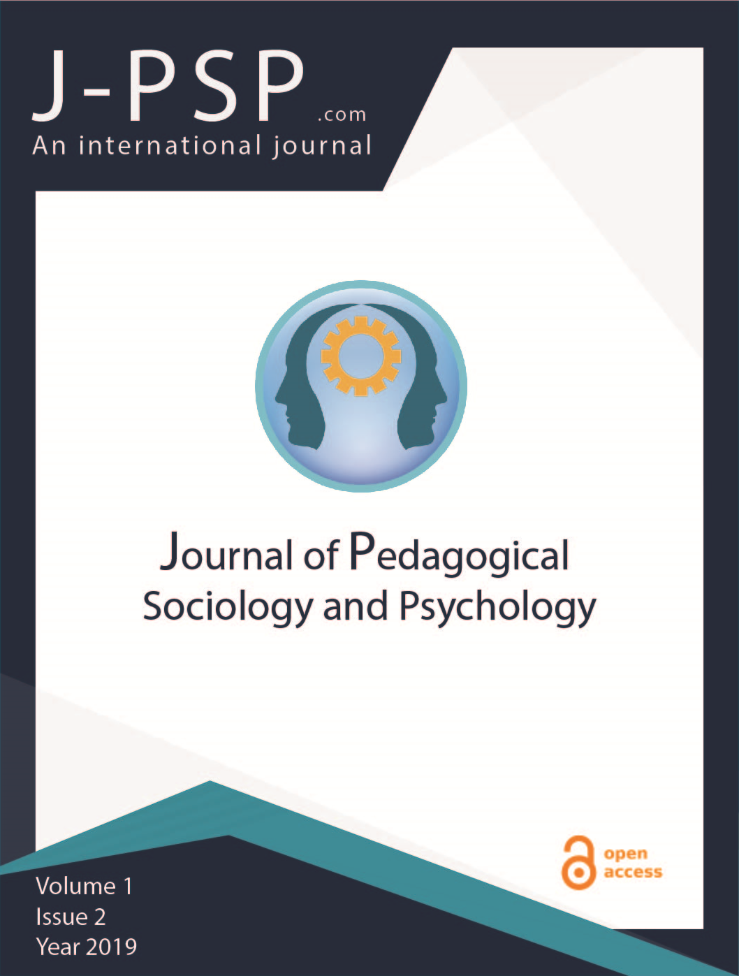 Journal of Pedagogical Sociology and Psychology